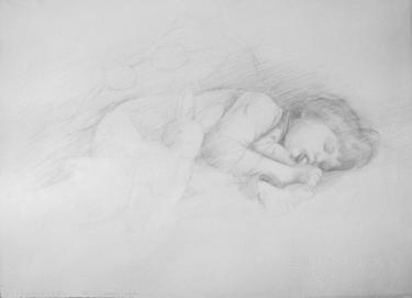 Maddie Sleeping
