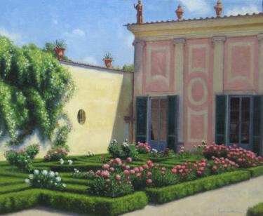 Peoney Garden Florence