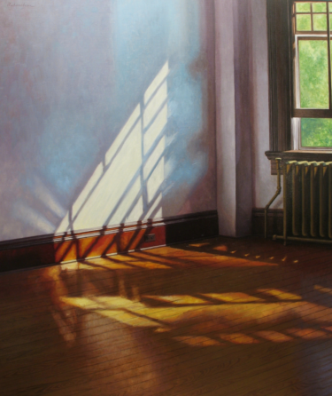 Woodley - Interior sunlight III
